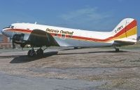 Photo: Ontario Central, Douglas DC-3, C-FBKX