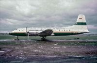 Photo: Indonesian Angkasa Civil Air Transport, Bristol Britannia 102, PK-ICA
