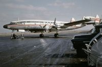 Photo: National Airlines, Lockheed Constellation, N7132C