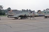 Photo: Canadian Armed Forces, Lockheed F-104 Starfighter, 104842