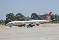 Photo: BIAS, Douglas DC-8-30, 00-AMI
