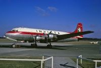 Photo: Invicta, Douglas DC-4, G-ASPN