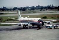 Photo: Union of Burma Airways, Vickers Viscount 700, XY-ADG