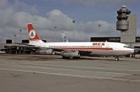 Photo: Middle East Airlines (MEA), Boeing 720, OD-AGB