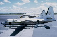Photo: East African Airways, Fokker F27 Friendship, 5X-AAP