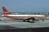 Photo: TAE - Trabajos Aereos y Enlaces, Douglas DC-8-30, EC-CCN