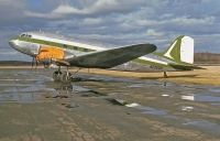 Photo: Untitled, Douglas DC-3, N25689