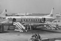 Photo: British European Airways - BEA, Vickers Viscount 700, G-AMNY