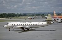 Photo: Scottish Flyer, Vickers Viscount 800, G-AVHK