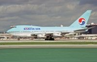 Photo: Korean Air, Boeing 747SP, HL-7457