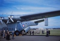 Photo: Royal Air Force, Blackburn Universal Transport, WF320