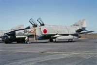Photo: Japanese Air Self Defence Force, McDonnell Douglas F-4 Phantom, 97-8424