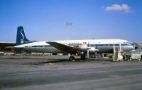Photo: Sabena - Belgian World Airlines, Douglas DC-7, OO-SFC