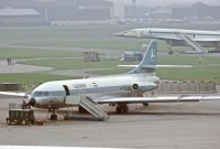Photo: Luxair, Sud Aviation SE-210 Caravelle, LX-LGE