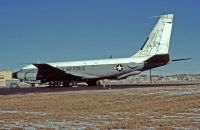 Photo: United States Air Force, Boeing C-135/KC-135, 62-4131