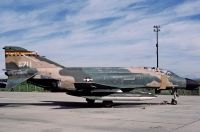 Photo: United States Air Force, McDonnell Douglas F-4 Phantom, 64-711