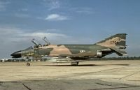 Photo: United States Air Force, McDonnell Douglas F-4 Phantom, 63-7704