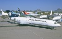 Photo: Hinduja Cargo Services, Boeing 727-200, N59412