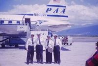 Photo: Pan American Airways, Convair CV-240, N90672