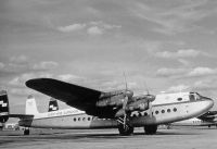 Photo: Dan-Air London, Avro York, G-ANTJ