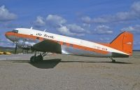 Photo: Air North, Douglas DC-3, CF-OVW