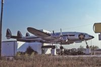 Photo: Untitled, Lockheed Constellation, N864H