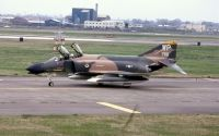 Photo: United States Air Force, McDonnell Douglas F-4 Phantom, 50-786