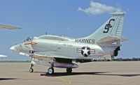 Photo: United States Navy, Douglas A-4 Skyhawk, 160024