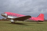 Photo: Honeymooner Airways, Douglas DC-3, F-SEBO