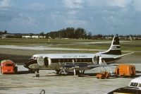 Photo: BWIA, Vickers Viscount 700, VP-TBX