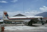 Photo: SAM Colombia, Douglas C-54 Skymaster, HK-528