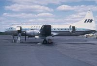 Photo: Linjeflyg, Convair CV-440, SE-FUG
