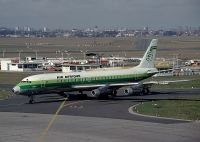 Photo: Air Afrique, Douglas DC-8-30, TU-TCD