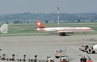 Photo: Swissair, Sud Aviation SE-210 Caravelle, HB-ICX