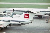 Photo: BEA - British European Airways, Hawker Siddeley HS121 Trident, G-AVFD