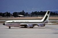 Photo: Saudi Arabian Airlines, Boeing 720, HZ-ACB