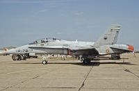 Photo: Spanish Air Force, McDonnell Douglas F-18 Hornet, CE15-9