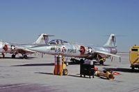 Photo: United States Air Force, Lockheed F-104 Starfighter, 13250