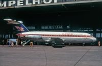 Photo: Cambrian Airways, BAC One-Eleven 200, G-AVGP