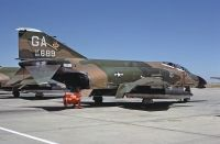 Photo: United States Air Force, McDonnell Douglas F-4 Phantom, 63-7689