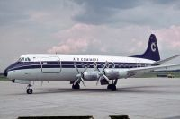 Photo: Air Commerz, Vickers Viscount 800, D-ADAN