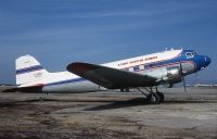 Photo: Ilford Riverton Airways, Douglas DC-3, C-FADD