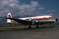 Photo: SAM Colombia, Douglas DC-4, HK-526
