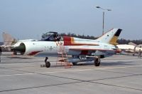 Photo: Luftwaffe, Sukhoi Su-22 Fitter, 2202