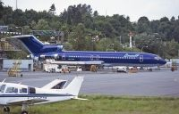 Photo: Braniff International Airlines, Boeing 727-200, N457BN