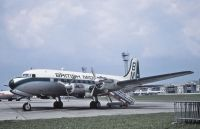 Photo: British Midland Airways, Canadair DC-4M2 Northstar, G-ALHY