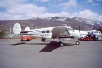 Photo: Untitled, Beech 18, N105AF