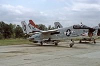 Photo: United States Marines Corps, Vought F-8 Crusader, 147007