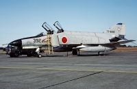 Photo: Japanese Air Self Defence Force, McDonnell Douglas F-4 Phantom, 77-8392