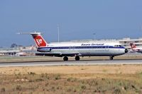 Photo: Bavaria Germanair, BAC One-Eleven 400, D-AMUC